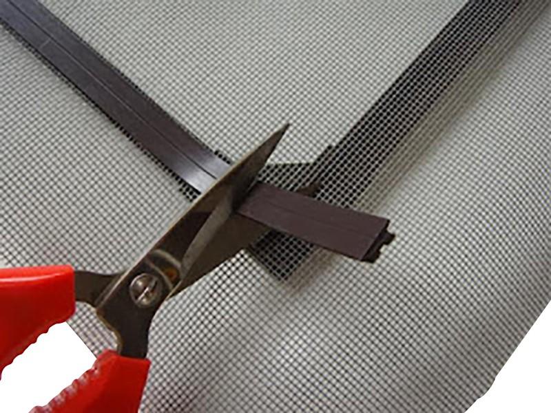 diy magn tique kit 2m moustiquaire bande magn tique a b 1 5mm x 12 7mm ch 5m bande adh sive. Black Bedroom Furniture Sets. Home Design Ideas