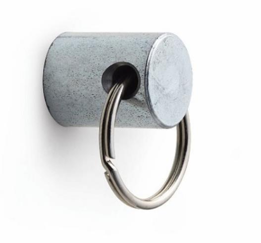 aimant avec anneau n odyme porte cl s 10mm x 16mm jusqu 39 2 4 kg aimants de bureau aimants. Black Bedroom Furniture Sets. Home Design Ideas