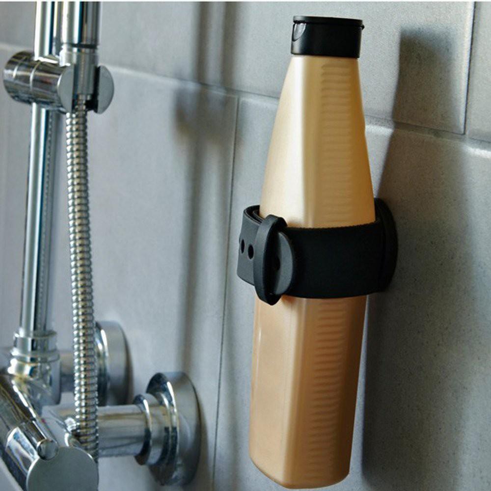 support pour gel douche magn tique 2 pi ces aimant et d coration magn tique. Black Bedroom Furniture Sets. Home Design Ideas