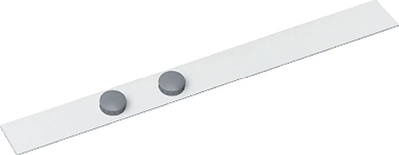 barre magn tique murale adh sive blanc 0 6mm x 20mm x 3m 10 c ne aimant caoutchouc ferreux. Black Bedroom Furniture Sets. Home Design Ideas