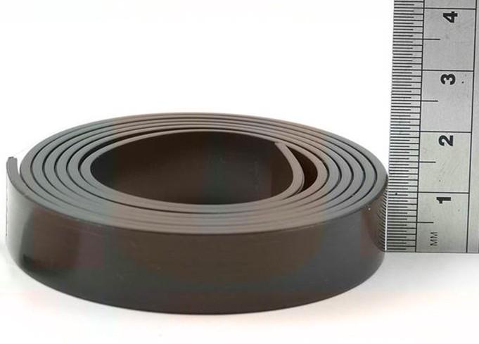 bande magn tique et autocollante 1 5mm x 12 7mm x 3m type a et b sur rouleau bande adh sive. Black Bedroom Furniture Sets. Home Design Ideas